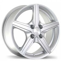 """NEW 15"""" FAST ALLOY WHEELS FOR NISSAN VERSA"""