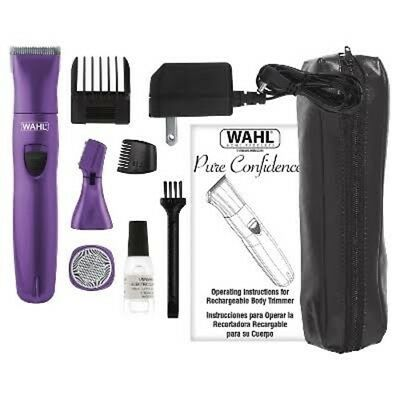 NEW Wahl Delicate Definitions Women's Body Kit Ladies Trimmer Shaver Detailer