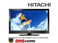 hitachi 42inch tv for sale