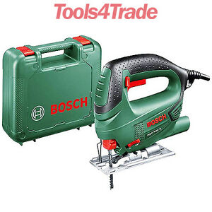 Bosch PST700E Compact Jigsaw 500w 240v 06033A0070 + Green Box / Case