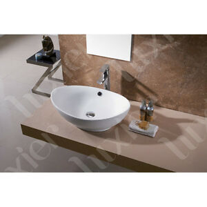 O-Design Sinks, Oval Porcelain sinks and Laundry sink