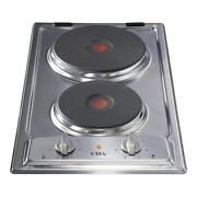 Stainless Steel Electric Hob