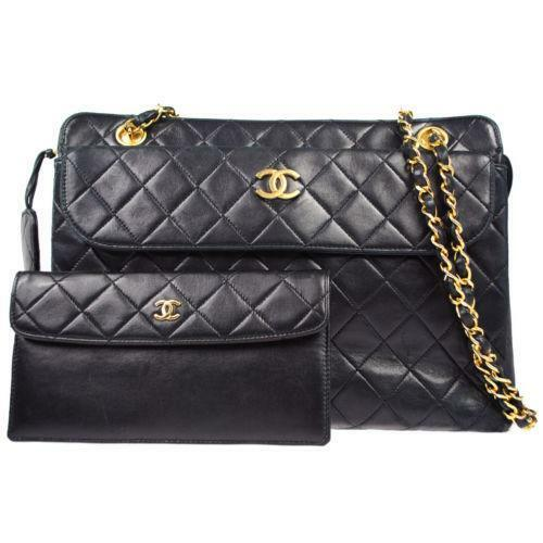 Vintage Chanel Bag   eBay 9a18934eac