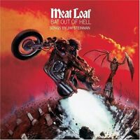 Bat Out of Hell - Meat Loaf (Vinyl Record)