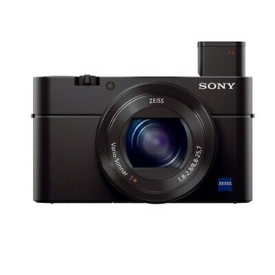 Sony Cyber-shot DSC-RX100M3/B Digital Camera RX100 III | Black