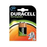 9V Rechargeable Battery Duracell