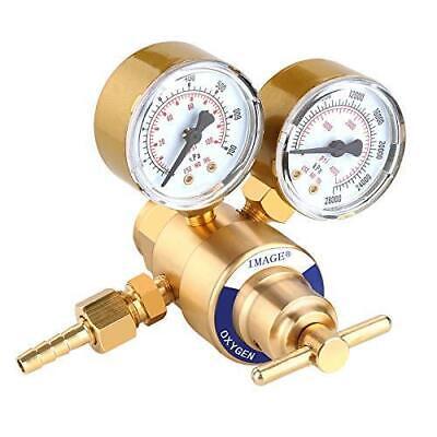 Image Welding Gas Welder Oxygen Regulator Gauges Oxy For Victor Torch Cutting