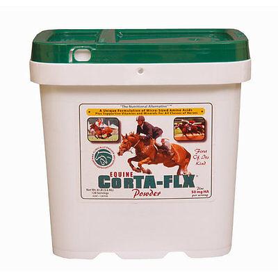 Corta-Flx Alfalfa Based Vitamin Mineral Horse Pony Supplement  8 lbs 120 serv