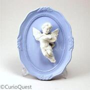 Cherub Wall Plaque
