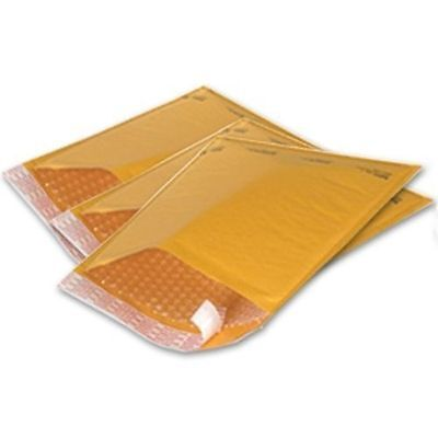 25 2 8.5x12 Kraft Bubble Mailer Envelope Shipping Sealed Air Paper Mailing