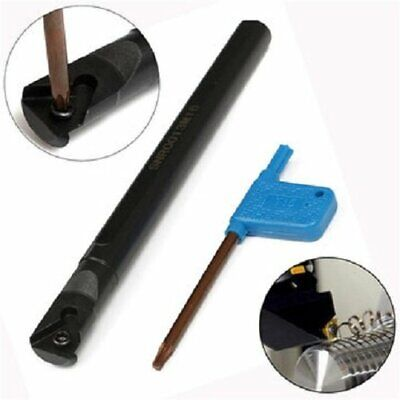Snr0013m16 Lathe Internal Threading Boring Bar Turning Tool Holder For 16ir Ag60