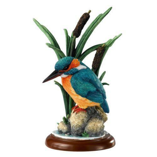 Kingfisher Figurine Ebay