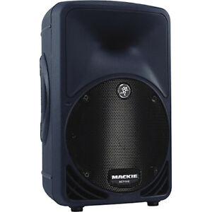 Mackie SRM350v2 Active PA Speaker/Monitor with Padded Cover