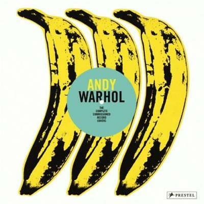 Andy Warhol: The Complete Commissioned Record Covers by Paul Marechal: (Andy Warhol The Complete Commissioned Record Covers)