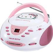 Hello Kitty Boombox