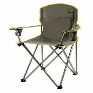 Heavy Duty Big & Tall Outdoor Oversized XL Chair 500 Pds - Camping, Fishing, Ect