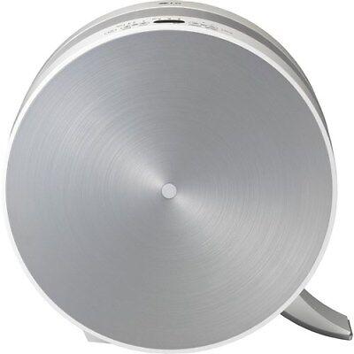 LG AS401VGA0 - Silver Drum Style Air Purifier Round Console