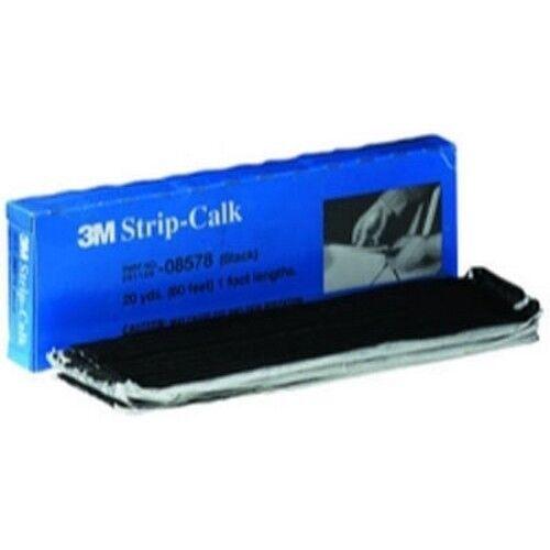 3M 08578 Strip Caulk Black