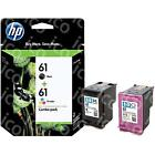 HP 61XL Pack