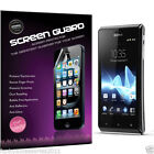 Screen Protectors for Sony Xperia J