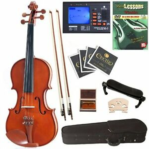 Instrument Beginner Violin Kit Violon Débutant 1057