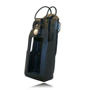 Radio Holster Ebay. Motorola Radio Holster Leather. Wiring. Leather Harness Radio Holster At Scoala.co