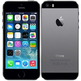 Iphone se space grey good condition on o2 network have box etc