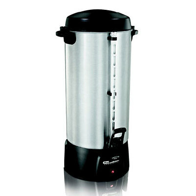 Central Restaurant 45100 Easy Dispense Commercial Coffee Urn - 100 Cup Capacity