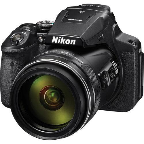 Nikon Coolpix P900 16.0-Megapixel Digital Camera Black 26499