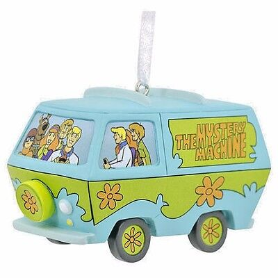 Scooby-Doo and the gang Mystery Machine Ornament hallmark ornament NIB (Scooby Doo And The Gang)