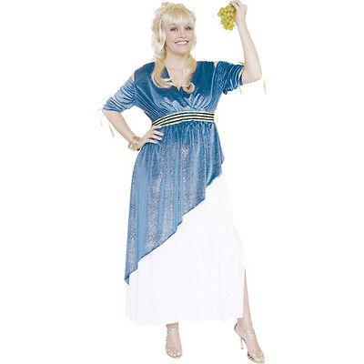 1x womens ATHENA Greek Goddess Halloween costume ADULT 1XL 18-20 - Athena Halloween Costumes