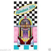 Jukebox Decoration