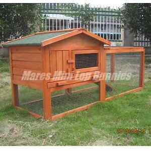 ♥♥♥ Stylish Rabbit Hutch + Run ♥♥♥ Londonderry Penrith Area Preview