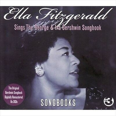ELLA FITZGERALD - SINGS THE GEORGE AND IRA GERSHWIN SONG BOOK NEW (Sings George Ira Gershwin Songbook)