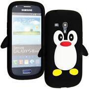 Samsung Galaxy S3 Hülle Pinguin