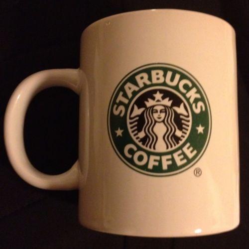 Vintage Starbucks Mug