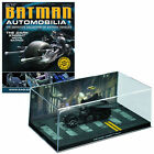 Eaglemoss Batmobile Collectible Comics Figurines