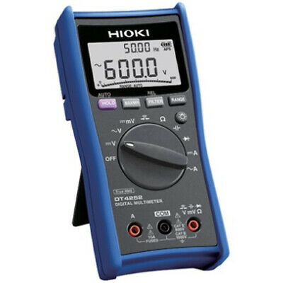Hioki Dt4252 Digital Multimeter Higher Level Electrical Tester Made In Japan