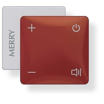 Merry Red Personal Sound Amplifier - Hard of Hearing, Hearing Loss