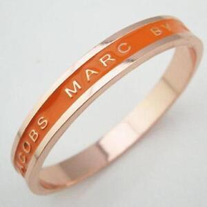Marc Jacobs Rose Gold Bracelet
