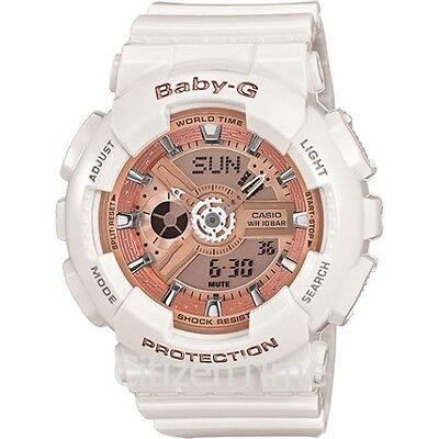 -NEW- Casio Baby-G Pink Watch BA110-7A1