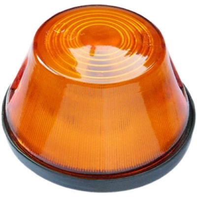 Blinker Blinkleuchte Blinklicht Oldtimer rund 90mm gelb Anhänger 12V 24V *NEU*
