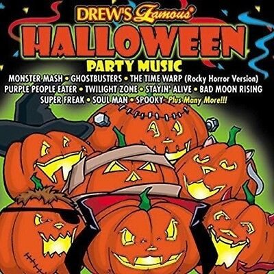 Halloween Party Music by Various Artists (CD, Aug-2017, Universal Music) NEW](Halloween Music 2017)
