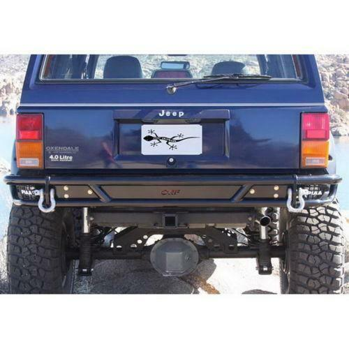 Jeep Xj Rear Bumper Ebay