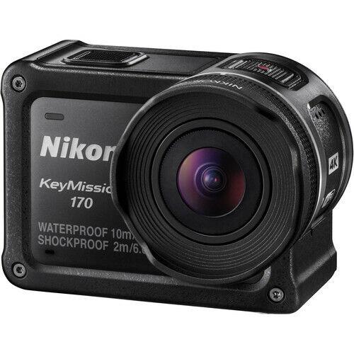 Nikon KeyMission 170 4K Action Camera - 26514