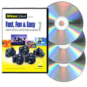 Nikon-School-DVD-Fast-Fun-Easy-7-for-D3000-D3100-D5000-D5100-D7000-Cameras