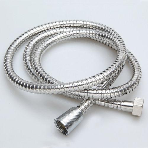 flexible hose shower head ebay. Black Bedroom Furniture Sets. Home Design Ideas