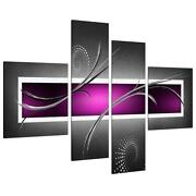Purple Canvas Pictures