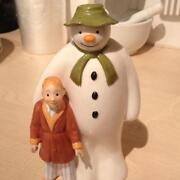 Coalport Snowman