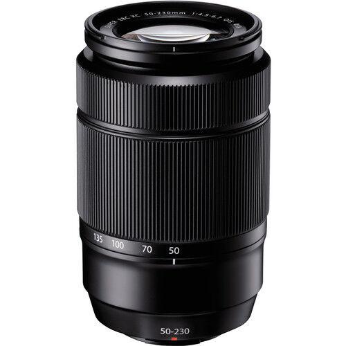 Fujifilm XC 50-230mm f/4.5-6.7 OIS Lens (Black)